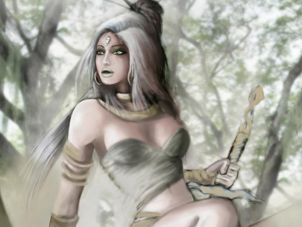 Fiche personnage de Gabrielle Nevinis. 58995950